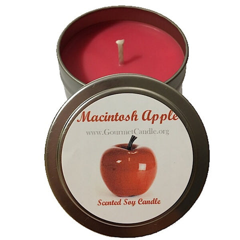 Apple Candle - NEW