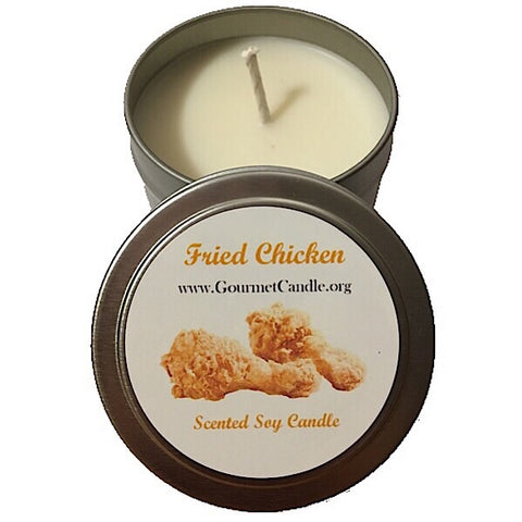 Seasoned Fried Chicken Candle