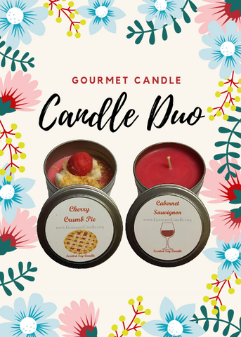 Candle Duo Subscription Box - Monthly