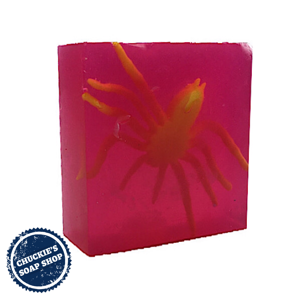 Joy | Spider Soap: Grapefruit Mint