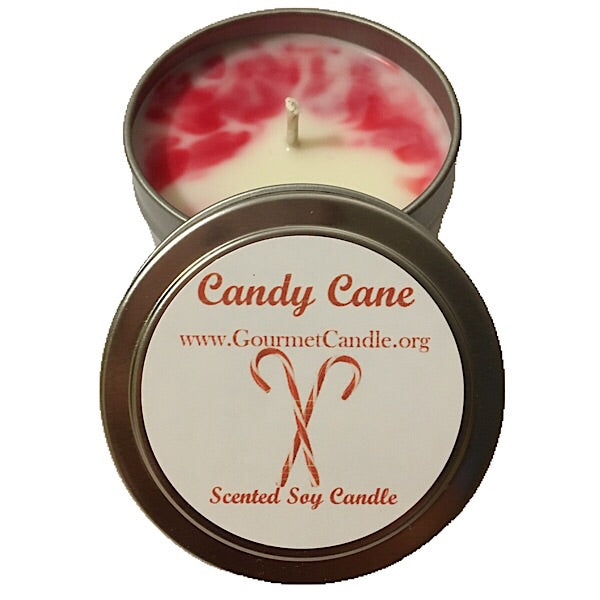 candy candle scented candle