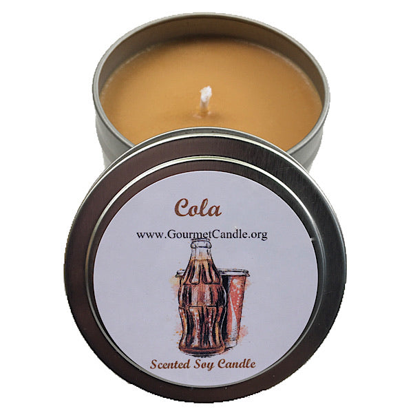 Cola Candle - NEW