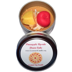 Pineapple Upside Down Cake Candle