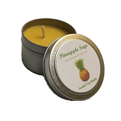 Pineapple Sage Candle - NEW!