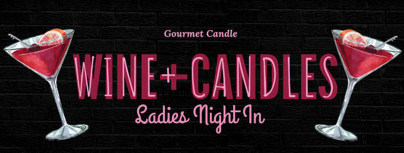 Ladies' Night In Private Candle-Making Party