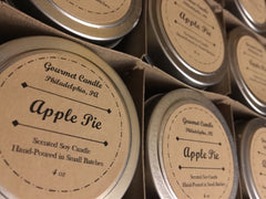 Apple Pie to Fart Candle-NEW!