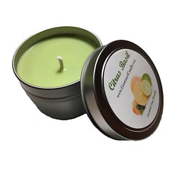 Citrus and Basil Candle - NEW!