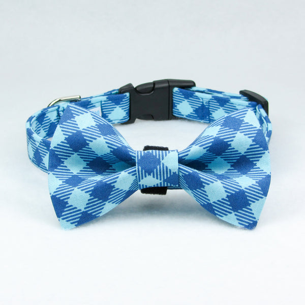 Buffalo Plaid Blue Collar