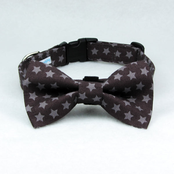 Stars Brown Collar