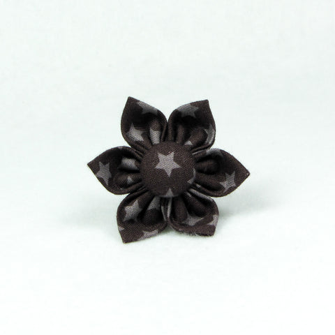 Stars Brown Flower