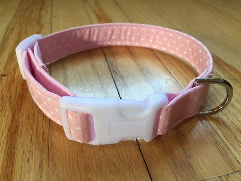 Pretty in Pink Collar