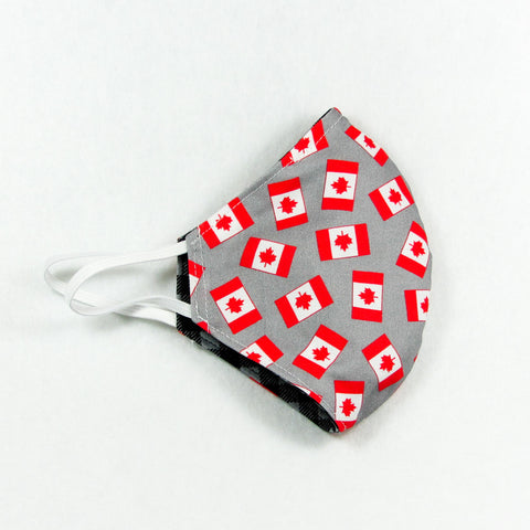 Canada Flags Face Mask