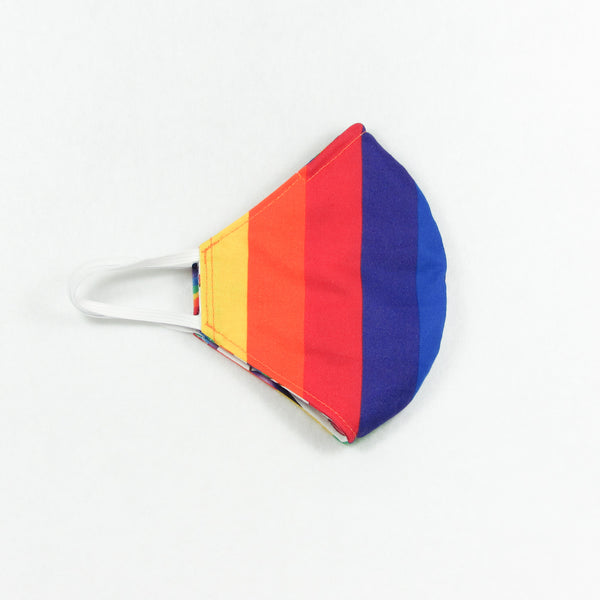 Rainbow Pride Face Mask