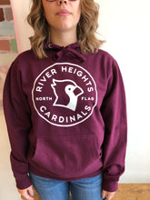 Load image into Gallery viewer, River Heights Cardinals Hoodie