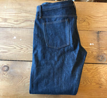 Load image into Gallery viewer, The Unbranded Brand UB201 Tapered Fit 14.5oz Indigo Selvedge Denim