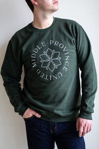 Middle Province United Crewneck