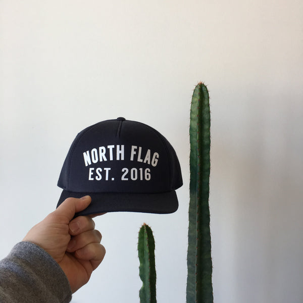 North Flag Est. 2016 Snapback