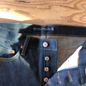 National Standards Liverpool Denim
