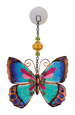 Garden Butterfly Sun Catcher