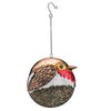Image of Fat Bird Seed Feeder