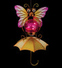 Image of Umbrella Solar Lantern - Butterfly