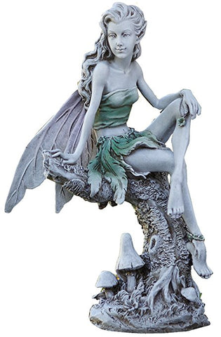 Fairy on Tree Garden Statue
