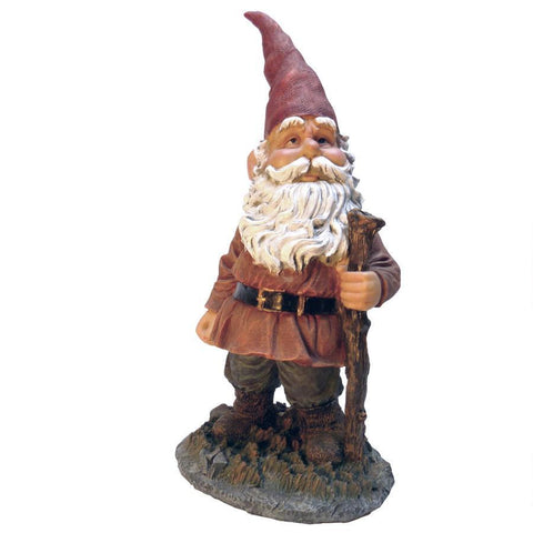 Dreamer the Garden Gnome Statue