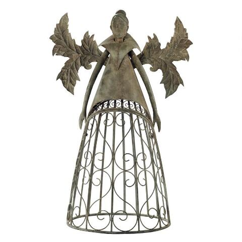 Tempest, the Metal Garden Trellis Fairy