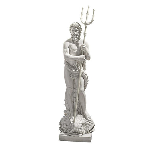 Poseidon: God of the Sea Grand-Scale Sculpture