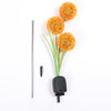 Image of Solar Powered Flower Stake
