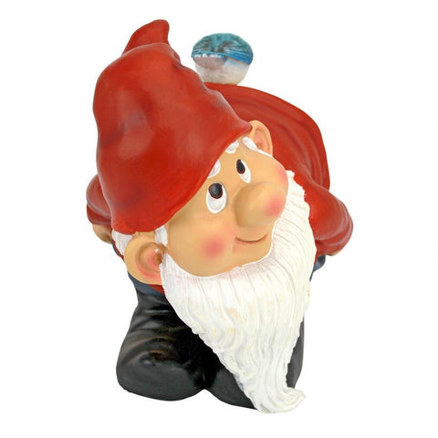 Loonie Moonie Bare Buttocks Garden Gnome Statues