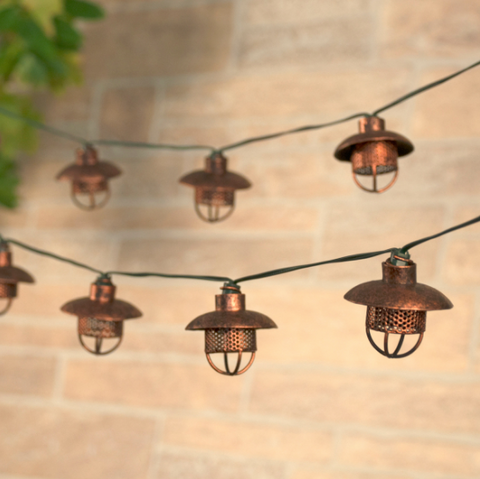 Dante Solar String Lights