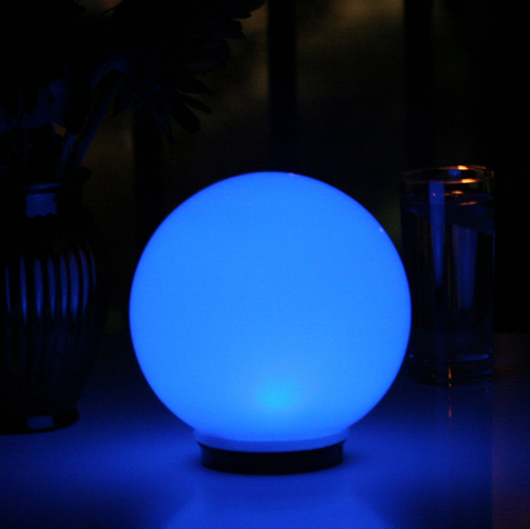 Outdoor Magic Globe Solar Light