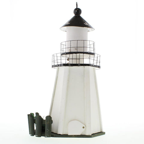 Nautical Nest Lighthouse Bird House