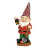 Image of Little Lantern Gnome Solar Statue