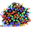 Image of 200 LED Outdoor Solar Powered Fairy String Lights