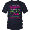 Image of Unisex Shirt - You Can't Buy Happiness