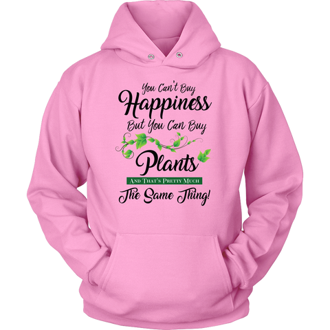 Unisex Hoodie - You Can't Buy Happiness