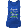 Image of Womens Tank - You Can't Buy Happiness