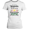 Image of Women's Shirt - You Can Buy Plants & Chickens