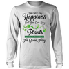 Image of Long Sleeve Shirt - You Can't Buy Happiness