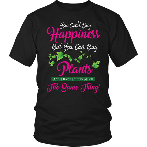 Unisex Shirt - You Can't Buy Happiness
