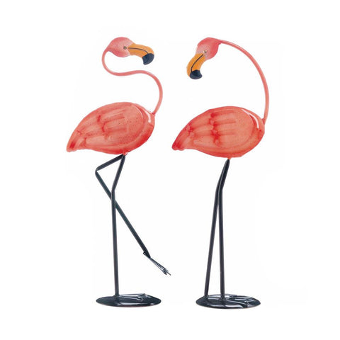 Small Flamingo Decor Set