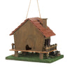 Image of Woodland Cabin Birdhouse