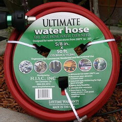 The Ultimate Water Hose