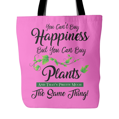 Tote Bag - You Can't Buy Happiness