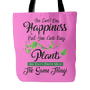 Image of Tote Bag - You Can't Buy Happiness