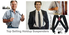 Top Selling Holdup Clip-on Suspender Styles