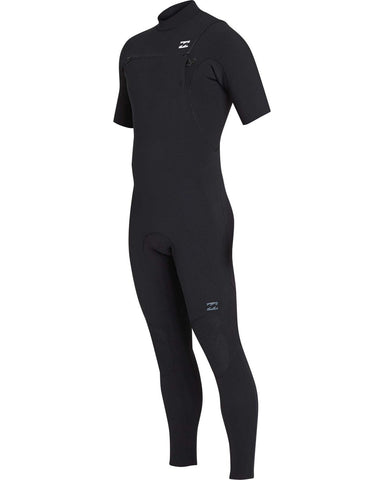 2mm Furnace Pro Series Chest Zip Short Sleeve Fullsuit