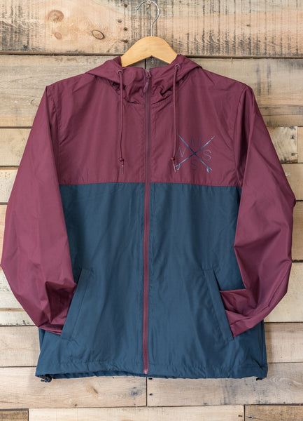 Wet Mitten Surf Shop Wind Breaker